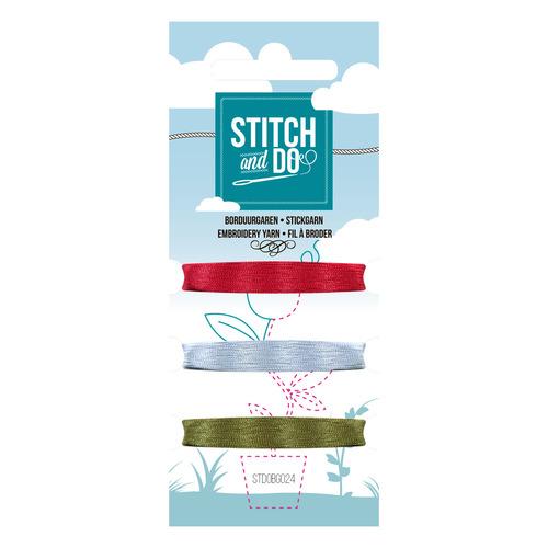 Stitch and Do 24 - Mini Garenkaart
