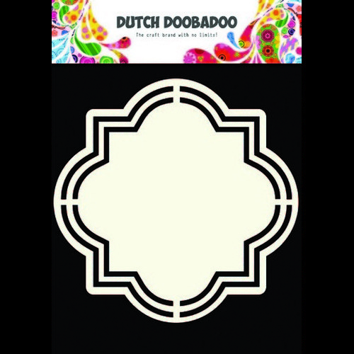 Dutch Doobadoo Dutch Shape Art frames vierkant ornament A5 470.713.111