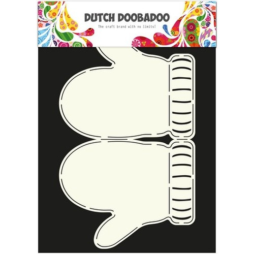Dutch Doobadoo Dutch Card Art stencil wanten A4 470.713.588