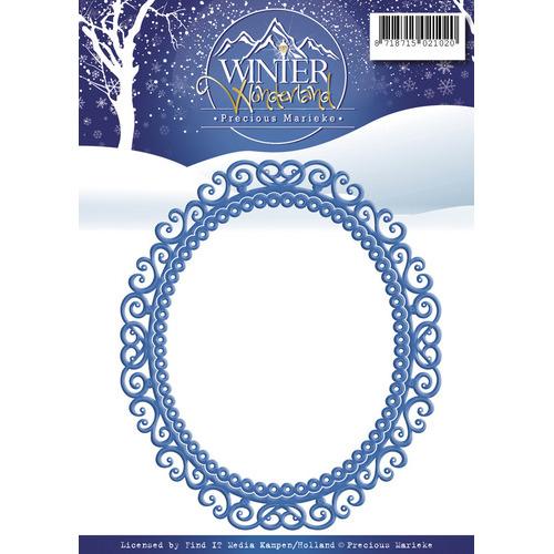 Die - Precious Marieke - Winter Wonderland - Wondrous Frame