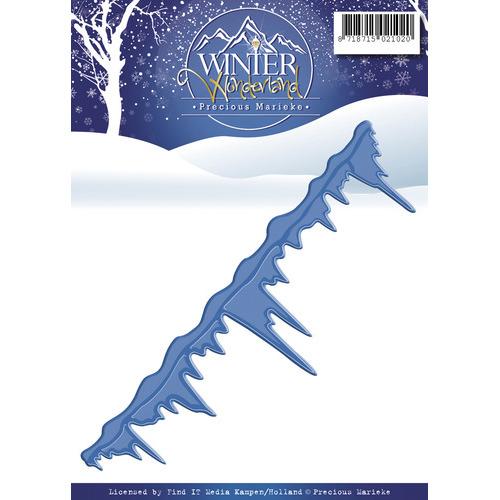 Die - Precious Marieke - Winter Wonderland - Icicles