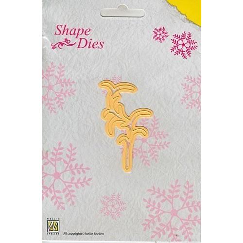 Nellie Snellen Shape Die Twig Swirl (SD013)