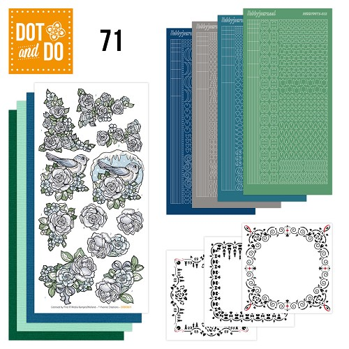 Dot and Do 71 - Flowers