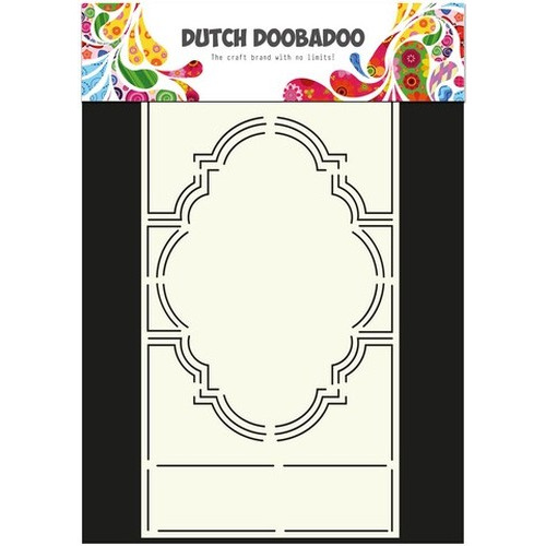 Dutch Doobadoo Dutch Card Art Stencil Swing Card Romance A4 470.713.302 (new 12-2015)