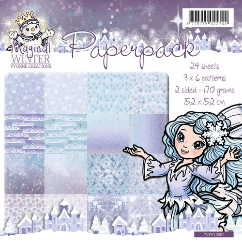 Paperpack - Yvonne Creations - Magical winter
