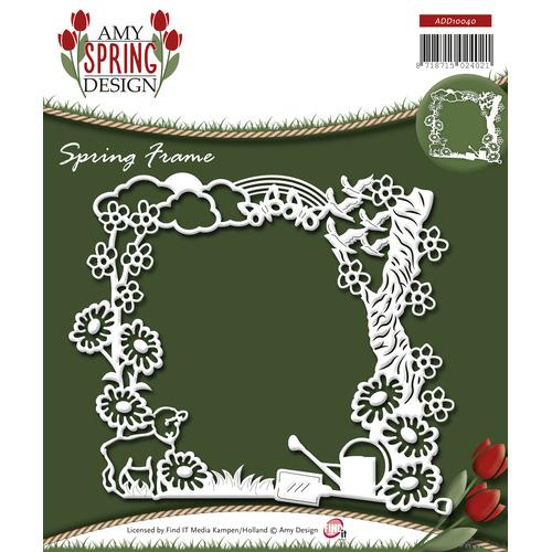 Die - Amy Design - Spring - Spring Frame