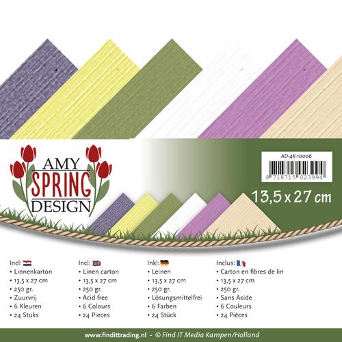 Linnenpakket - 4K- Amy Design - Spring