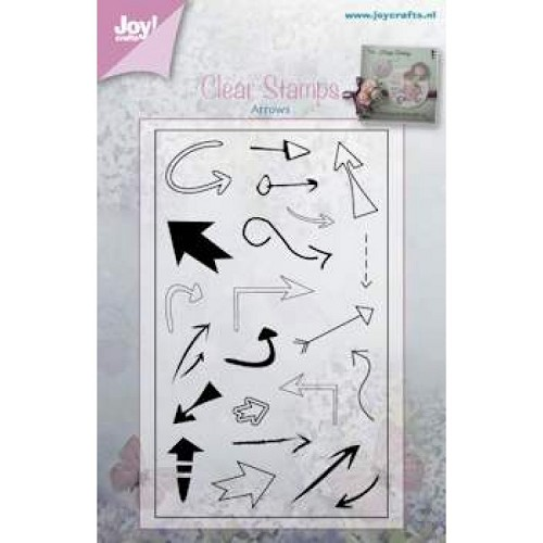 JOY!Crafts  stempel pijlen