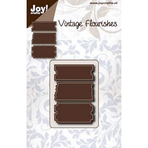 JOY!Crafts  stencil tripple tricker