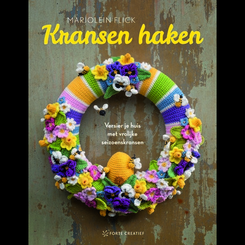 Forte Boek Kransen haken Flick, M. (NEW 02-16)