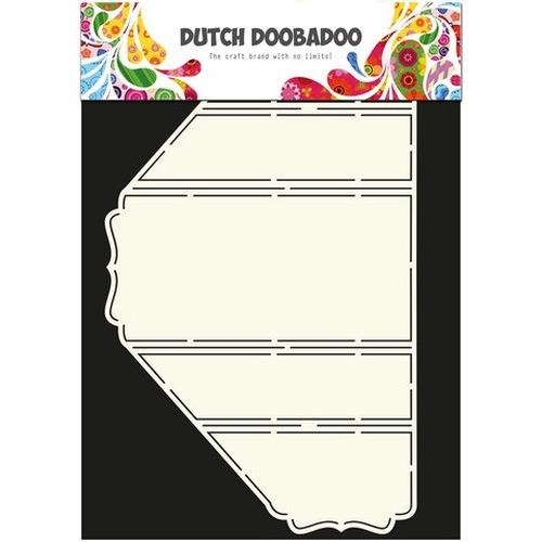 Dutch Doobadoo Dutch Card Art Stencil Stand-up A4 470.713.303 (new 01-2016)