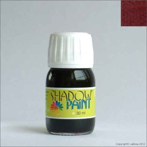 Shadowpainting Shadow paint - donkerbruin 30ml SP0232