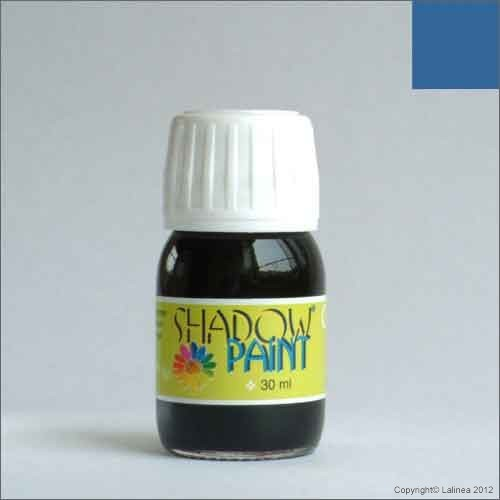 Shadowpainting Shadow paint - Delfts blauw 30ml SP0234