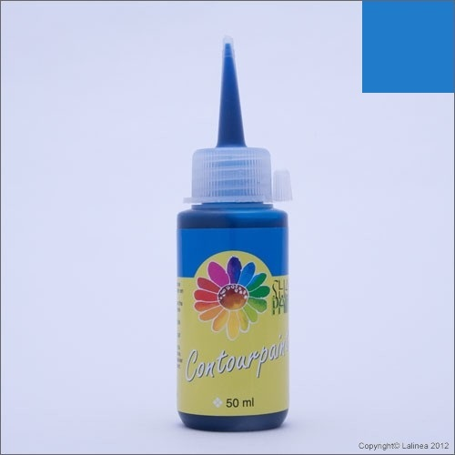 Shadowpainting Contour paint - kobaltblauw 50ml CP0504