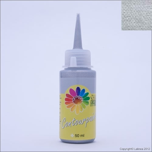 Shadowpainting Contour paint - zilver 50ml CP0509