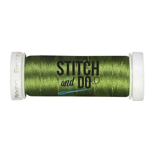 Stitch & Do 200 m - Linnen - Moss-green