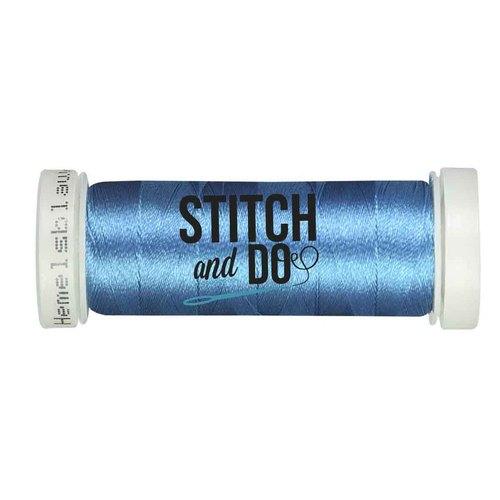 Stitch & Do 200 m - Linnen - Sky blue