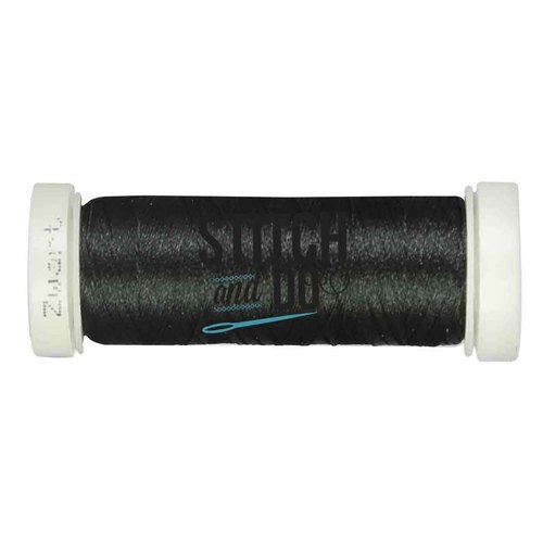 Stitch & Do 200 m - Linnen - Black