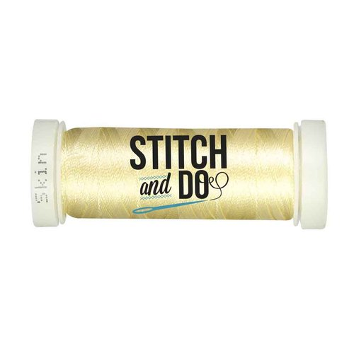 Stitch & Do 200 m - Linnen - Skin