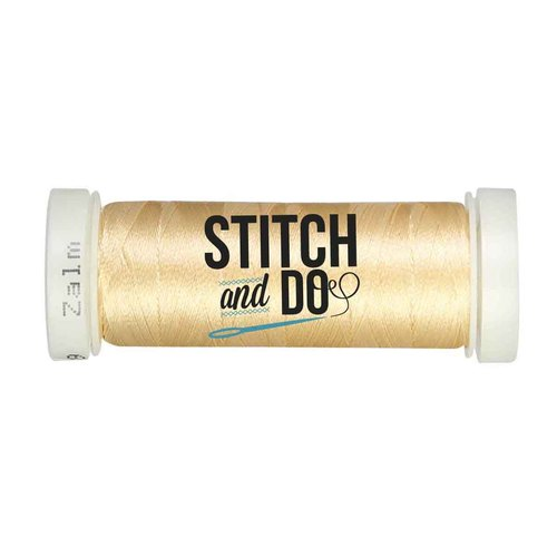 Stitch & Do 200 m - Linnen - Salmon