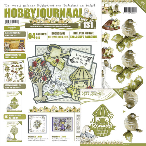 Hobbjyournaal 131 - SET PM10053