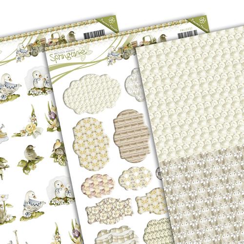Precious Marieke - Springtime - Mini`s & Labels