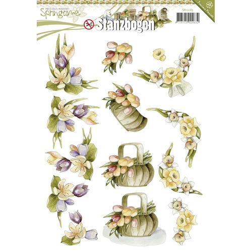 3D Pushout -  Precious Marieke - Springtime