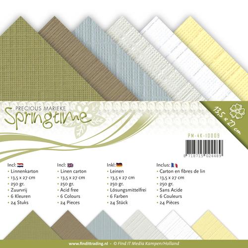 Linnenpakket - 4K-  Precious Marieke - Springtime
