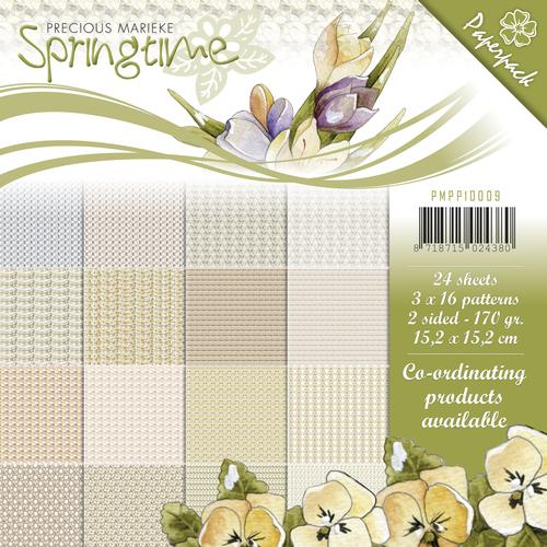 Paperpack -  Precious Marieke - Springtime