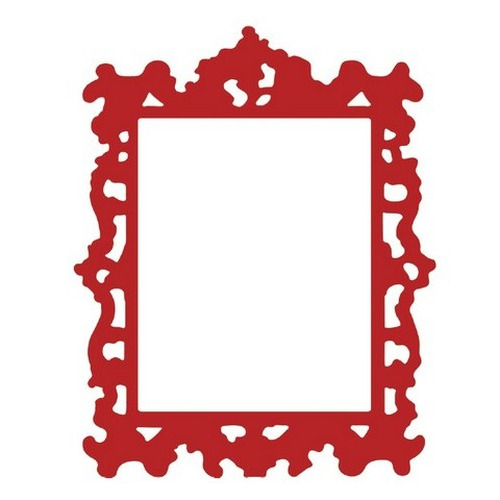Sizzix Bigz Die - Ornate Frame #2 661195 Tim Holtz ( new 02-16 )