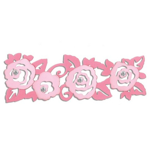 Sizzix Thinlits Die - Roses 660749 Sharyn Sowell (02-16 )