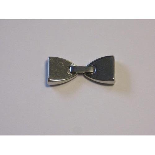Koordsluiting platinum 13x28mm (gat 20x90mm) 1 ST 12281-8104