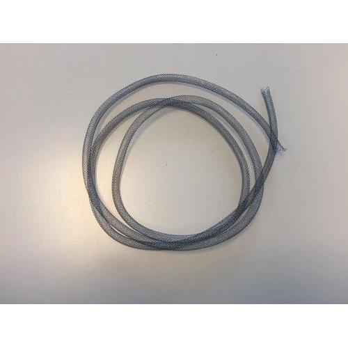Metaal Fish Net Tube anthraciet 5mm 1MT 12348-4803