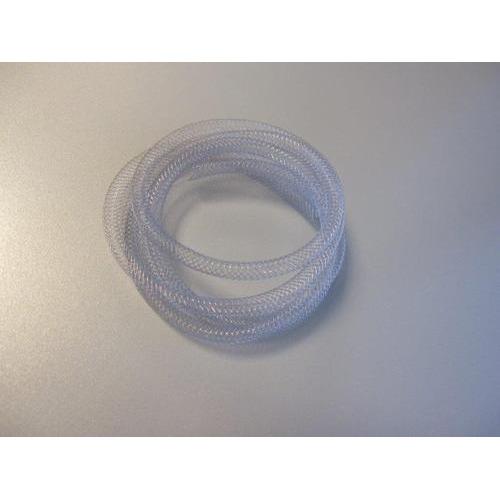 Fish Net Tubes 4mm grijs 1 MT 12331-3103