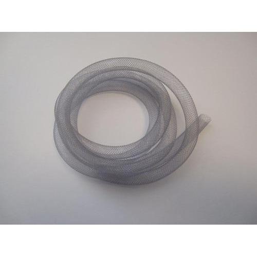 Fish Net Tubes 8mm grijs 1 MT 12298-9803