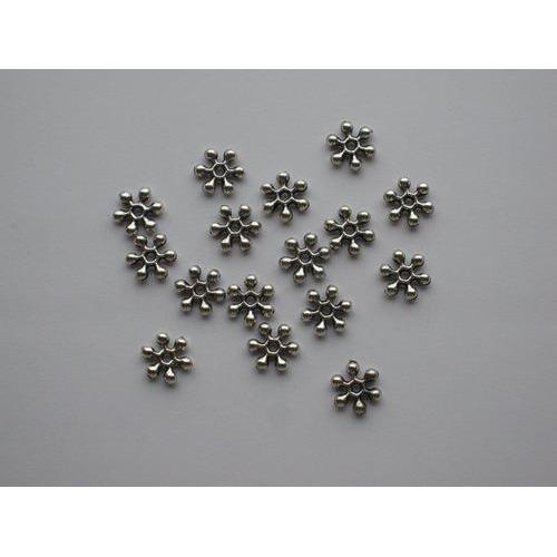 Opvulkraal ster platinum 9mm 16 ST 12297-9702