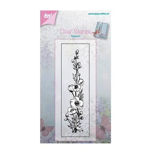 Joy! crafts - Clearstamp - Flowers - Dotterbloem