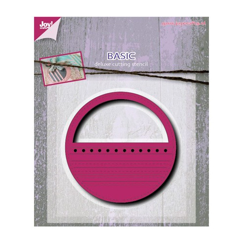 Joy! crafts - Die - Cutting & Embossing - Basic - Mery`s Cirkel Fantasie