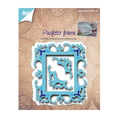 Joy! crafts - Die - Cutting, Embossing & Debossing - Pasfoto Frame