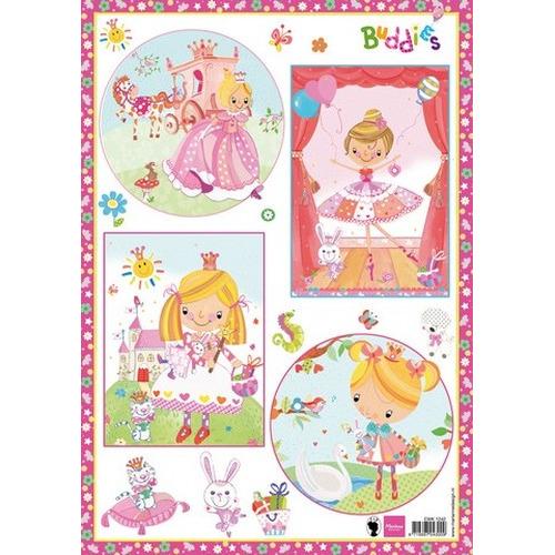 Marianne D 3D Knipvellen Buddies Girls EWK1242 (New 03-16)