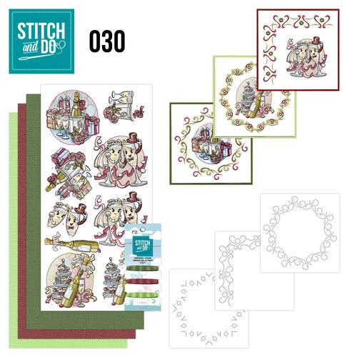 Stitch and Do 30 - Celebrations