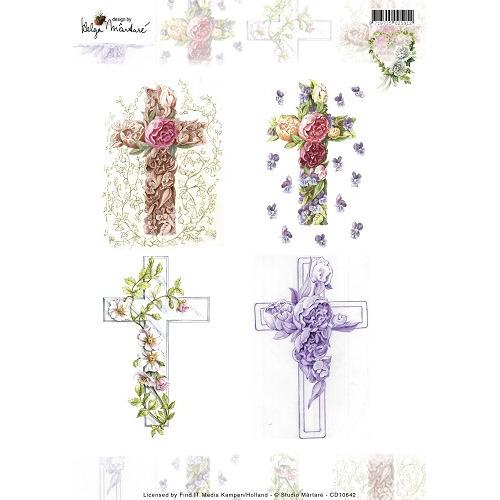 3D Knipvel - Helga Martare - Pictures - Cross