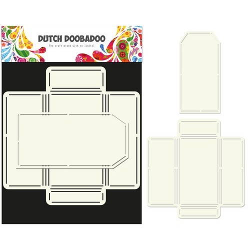 Dutch Doobadoo Dutch Envelop Art Envelope + label A4 470.713.030 (new 03-16)