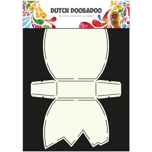 Dutch Doobadoo Dutch Card Art Stencil paasei A4 470.713.597 (new 03-2016)