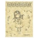 Rubber Stamps - Santoro - Little Song