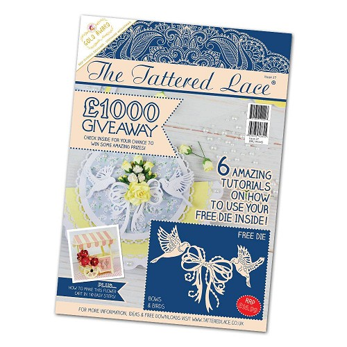 Tattered Lace The Tattered Lace Issue 27