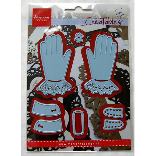 Creatables LR0336 Tiny`s Gloves