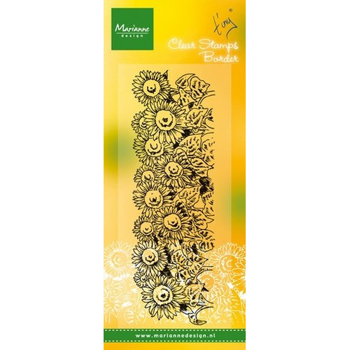 Marianne D Stempel sunflowers TC0836 (New 04-16)