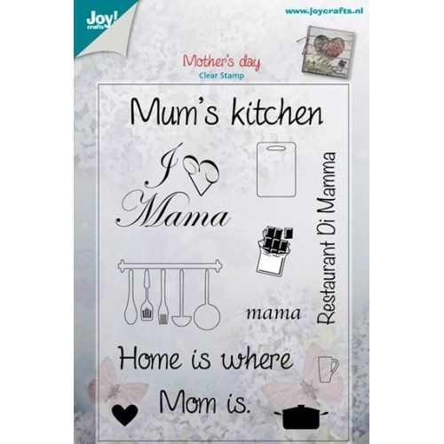 Joy! crafts - Clearstamp - Mother`s day