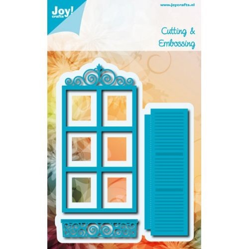 Joy! crafts -Cutting & Embossing Raam 3 mallen ca. 63 x 126 / 65 x 15 / 33 x 107mm
